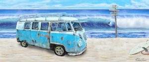 Kombi Surfing Wide