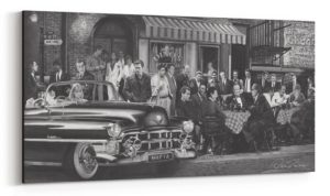 The Goodfellas Canvas